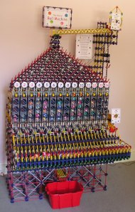 K'Nex Ball Amusement Machine