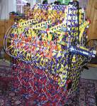 K'Nex Fruit Machine