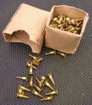 Box of Brass Screws