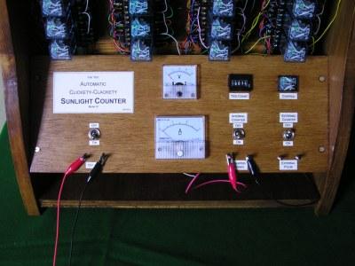 Sunlight Counter Mark III Panel