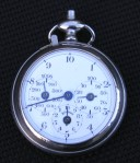 Mechanical Counter, Pocket Watch Style