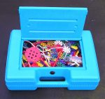 Small Blue Box of K'Nex
