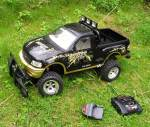 Remote-Controlled Truck