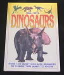 Cool Facts Dinosaurs Book (Front)