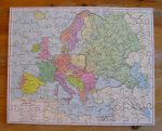 Victory Geographical Puzzle (Completed)
