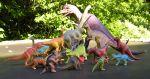 15 Dinosaurs