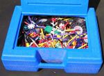 Big Blue Box of K'Nex