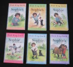 Six Dick King-Smith Children's Books