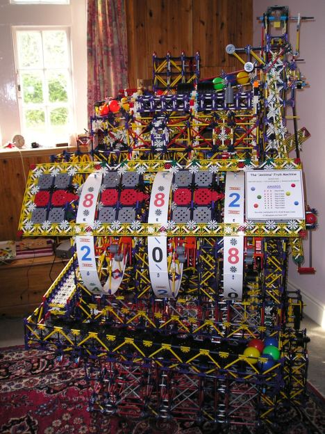 K'Nex Fruit Machine Mark I