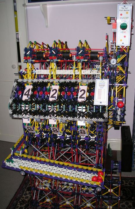 K'Nex Fruit Machine Mark II