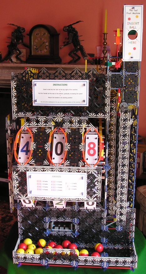 K'Nex Fruit Machine (Mark 3)